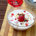 Fruit cream recipe