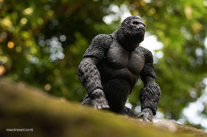 Bandai's SHF King Kong Monster Arts