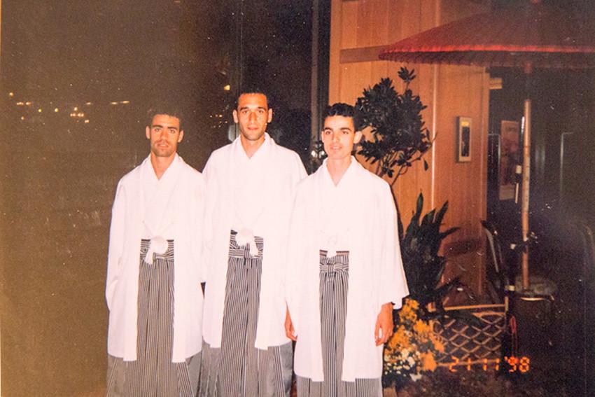 Juan Puerta Valiente y otros dos. Foto 057.
