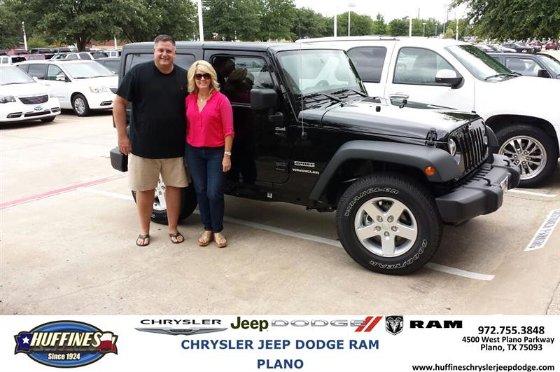 Happybirthday To Chris From Ed Lewis At Huffines Chrysler