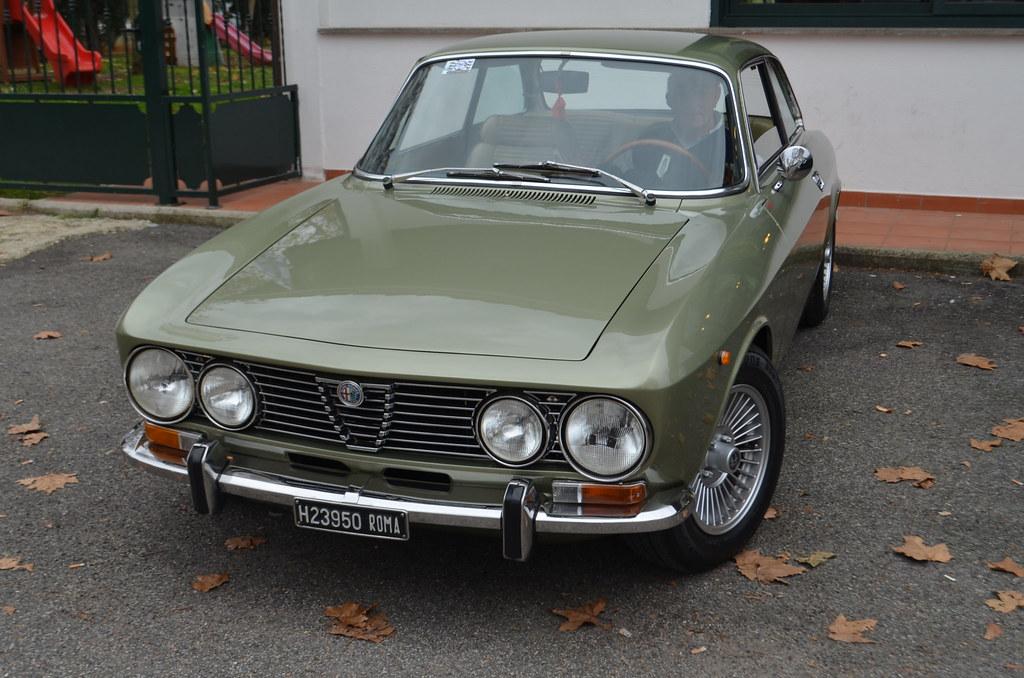 Giulia GTV - 1971