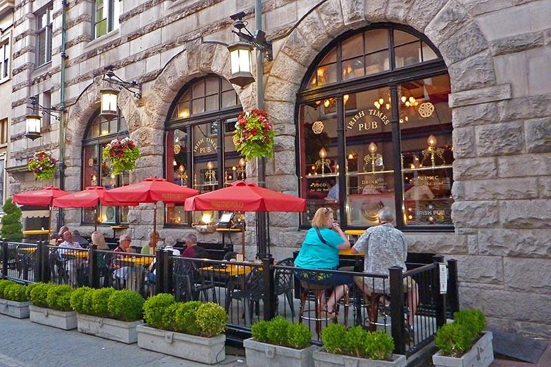 Irish Pubs Vancouver Island
