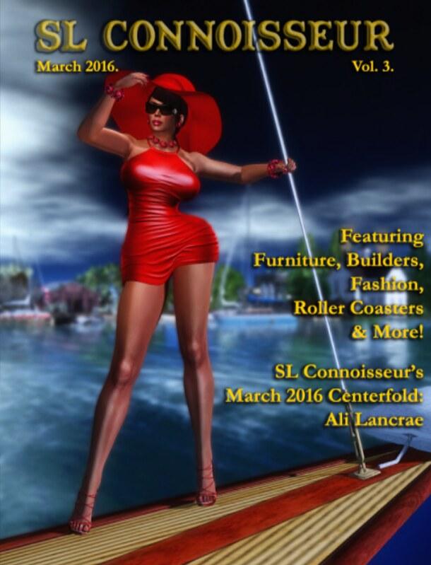SL Connoisseur #6 (March 2016)