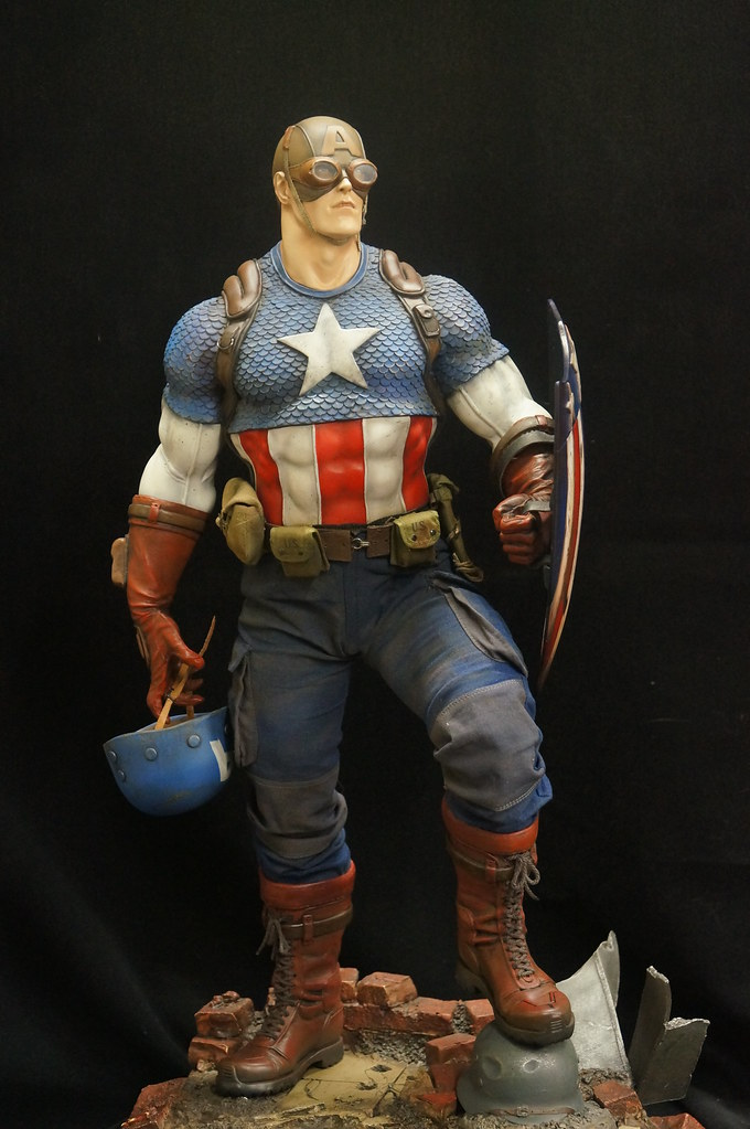 Custom Captain America Premium Format  25508480146_e4d79005b4_b