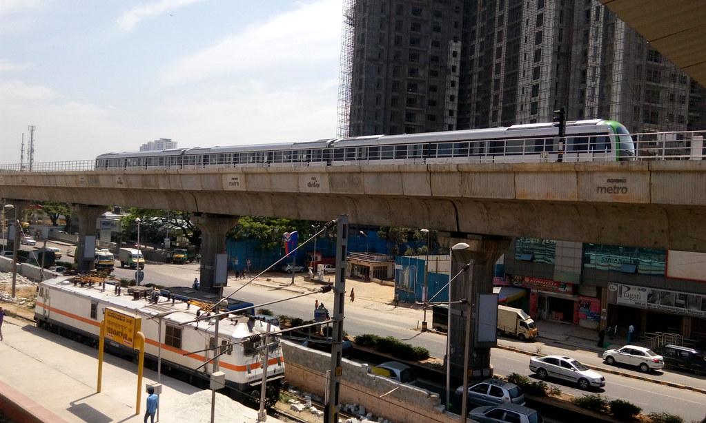 Bengaluru | Metro (Namma) | ನಮ್ಮ ಮೆಟ್ರೊ