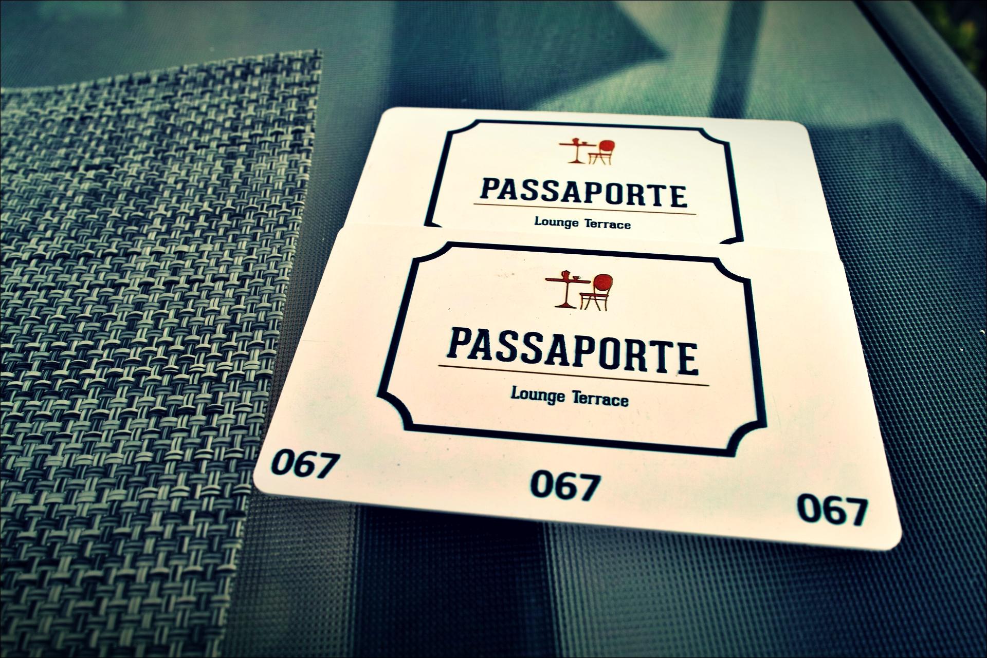 몬데구 강이 보이는 술집 passaporte -'코임브라 Coimbra'