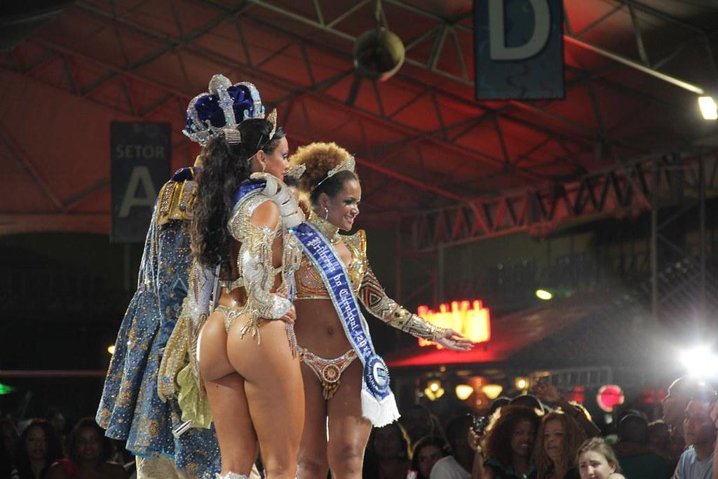 Brazil Carnival Nude