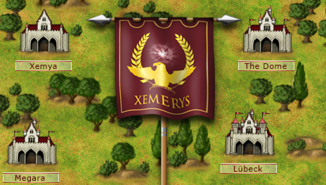 City States of Xemerys
