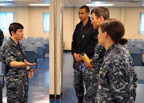 SMWDC - USS Rushmore