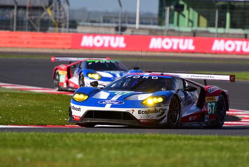 Marino Franchitti - Andy Priaulx - Harry Tincknell, Ford GT, WEC Silverstone 2016