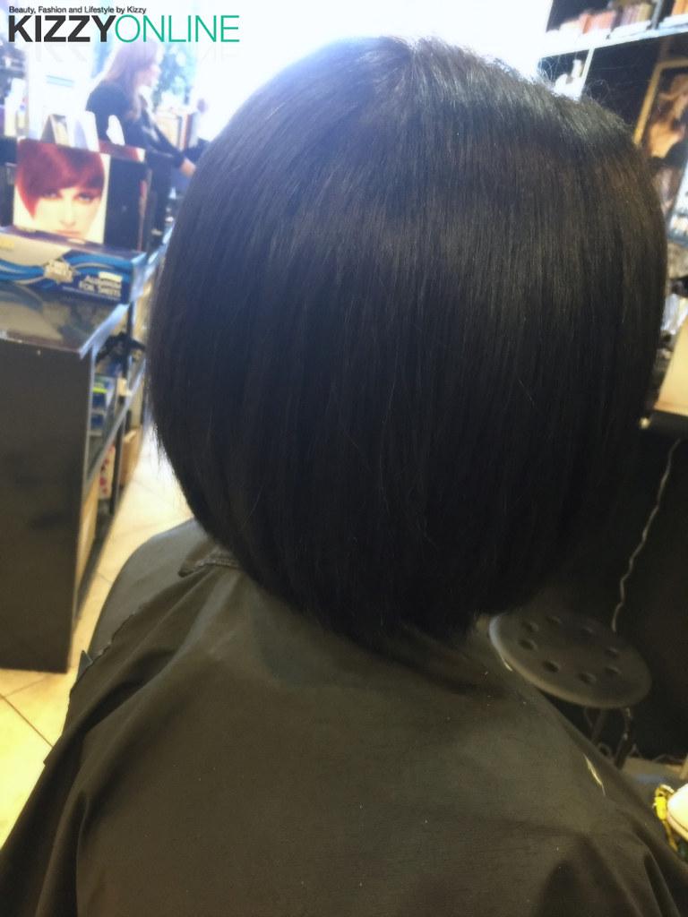 hair haircut A-line stacked bob hairstyle