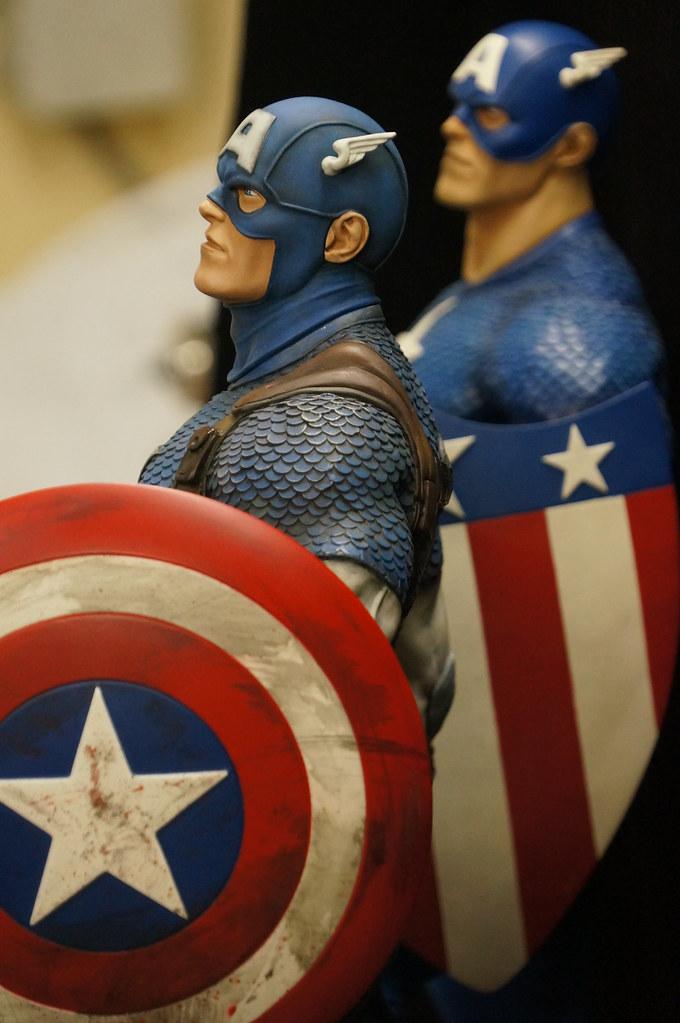 Custom Captain America Premium Format  23499270754_0cd19c747e_b