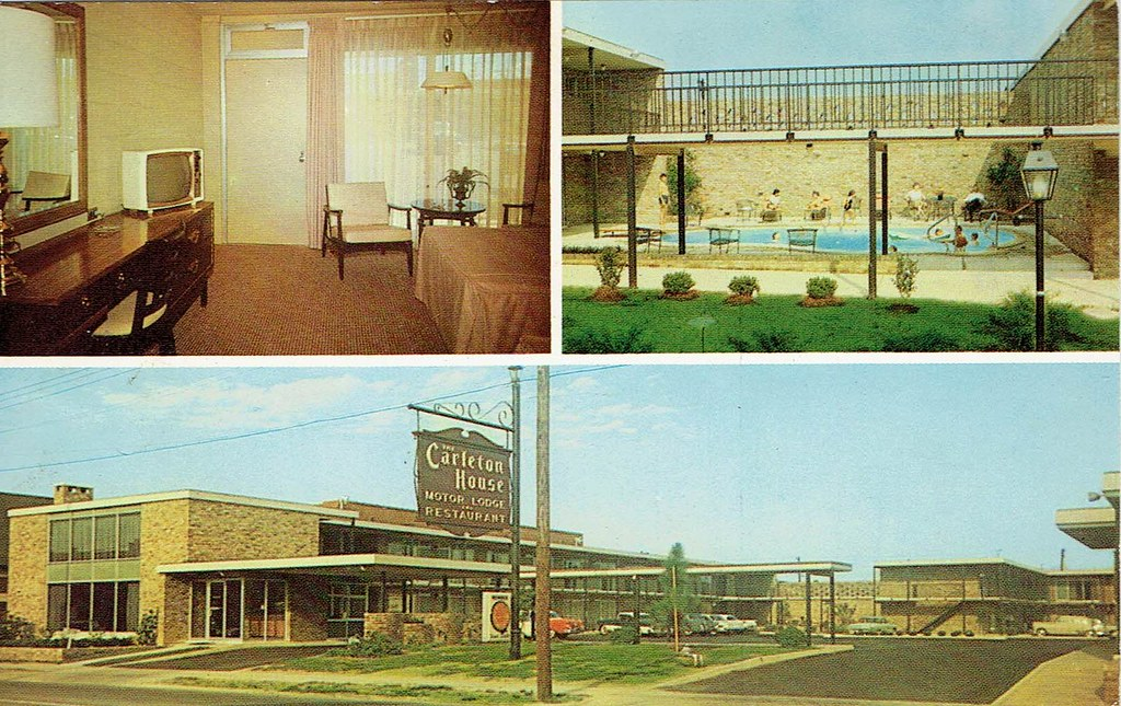 Carlton house motor lodge restaurant rocky mount nc for Civic center motor lodge