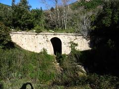 Ponti di a Frasca au départ