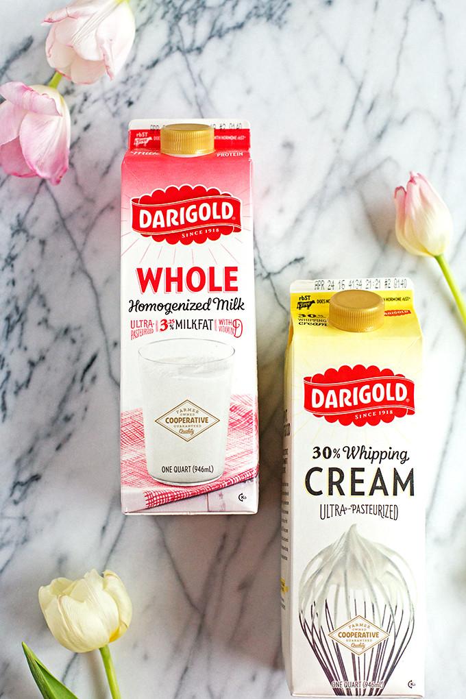 Darigold Milk and Cream