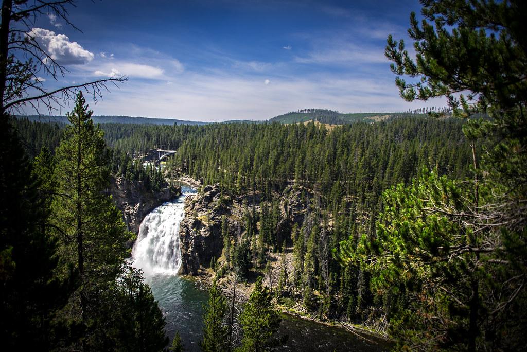 Yellowstone Trip - Magazine cover