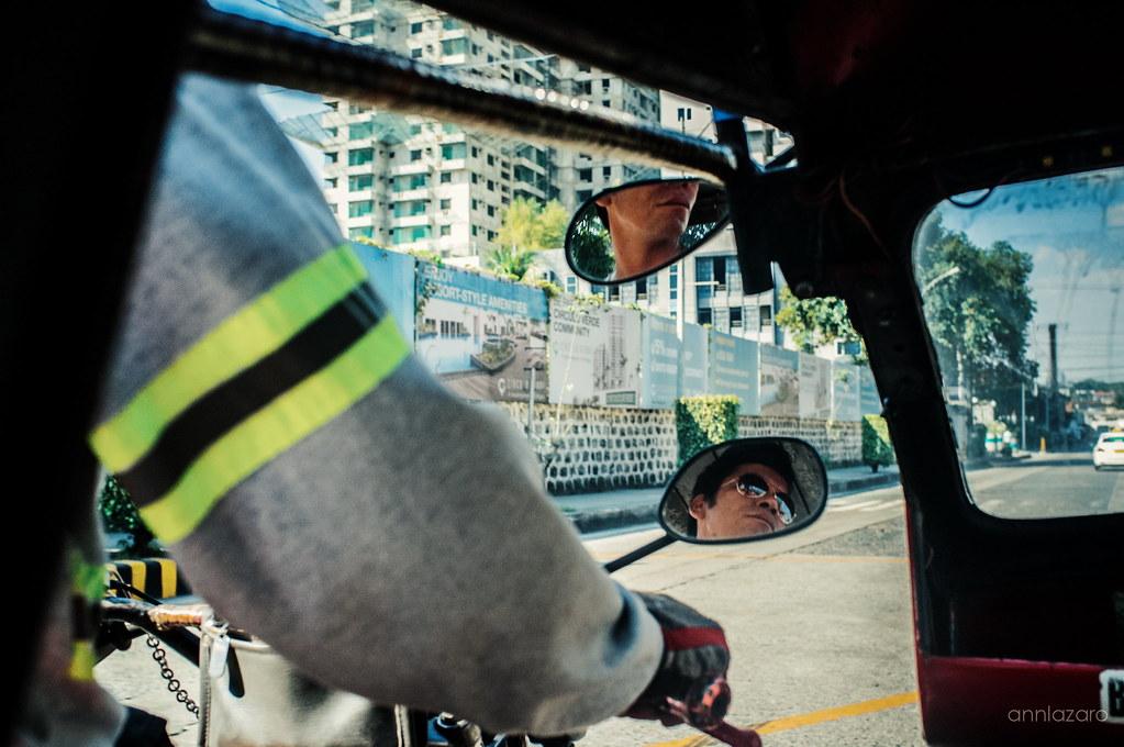 Lakbay Xiomai | Kalye X Manila - Tricycle Driver Selfie