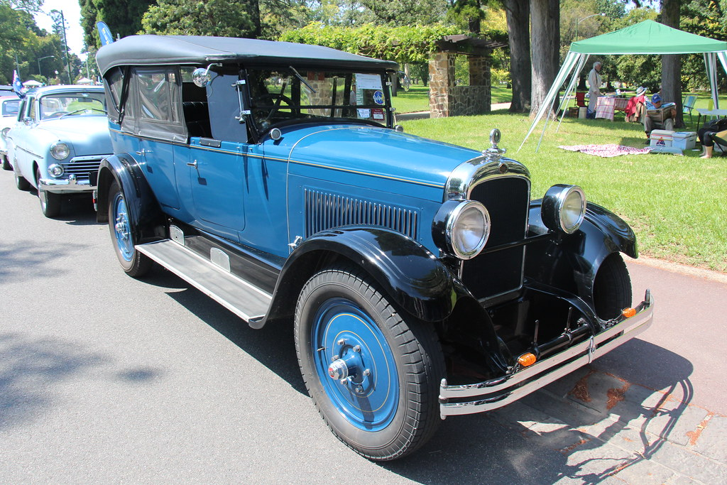 1928 nash advanced six tourer the american automobile for 1927 nash 4 door sedan