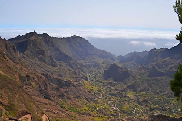 Cova da Paul, Santo Antao, Cape Verde