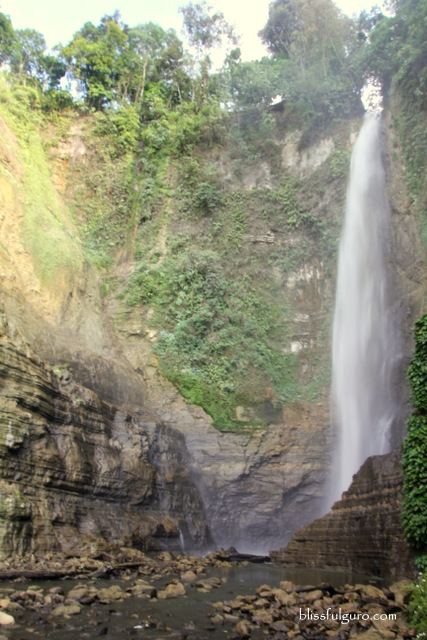 Seven Waterfalls Lake Sebu