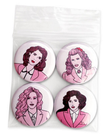 heathers pin pack