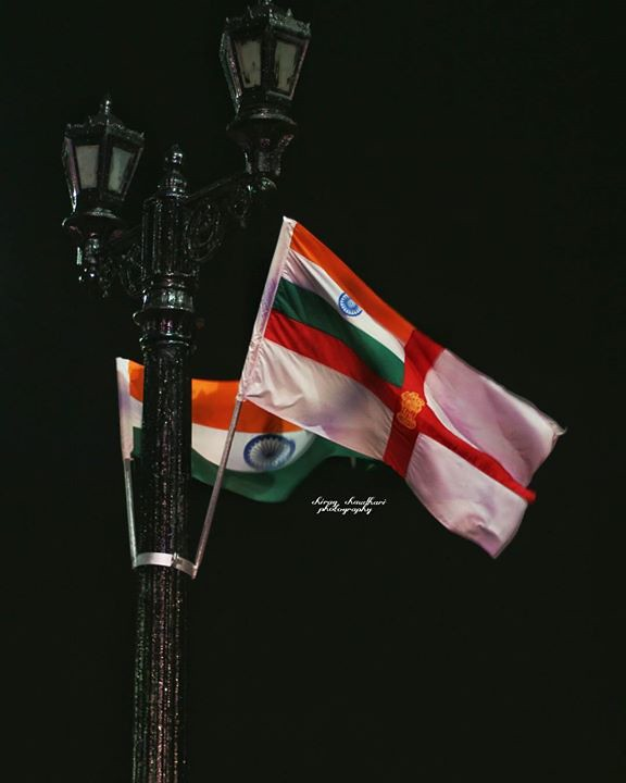 bharat mata with rss flag - photo #32