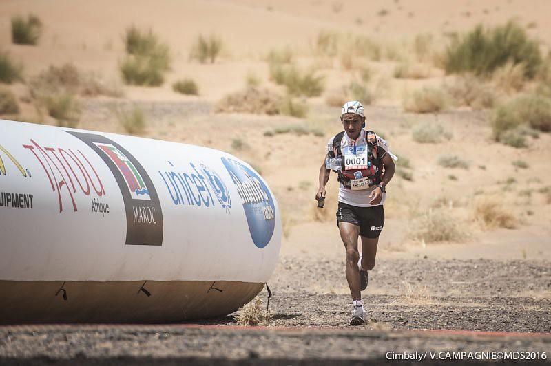 O Rachid El Morabity τερματίζει νικητής στο 1ο ετάπ