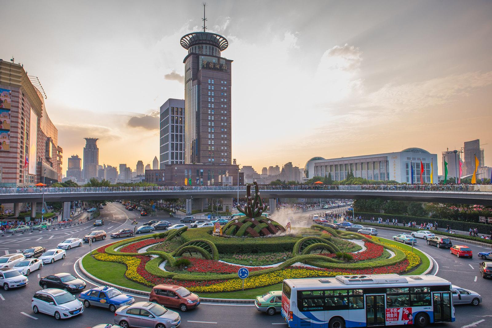 Pudong, Shanghai [OC - 1680x1024]