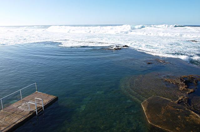 Sea pool, Punta del Hidalgo, Tenerife