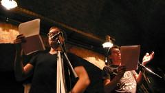 FULS, Peter Clar, Markus Köhle, textstrom Poetry Slam, Wien
