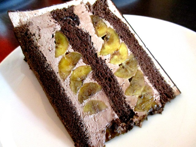 Secret Recipe chocolate banana