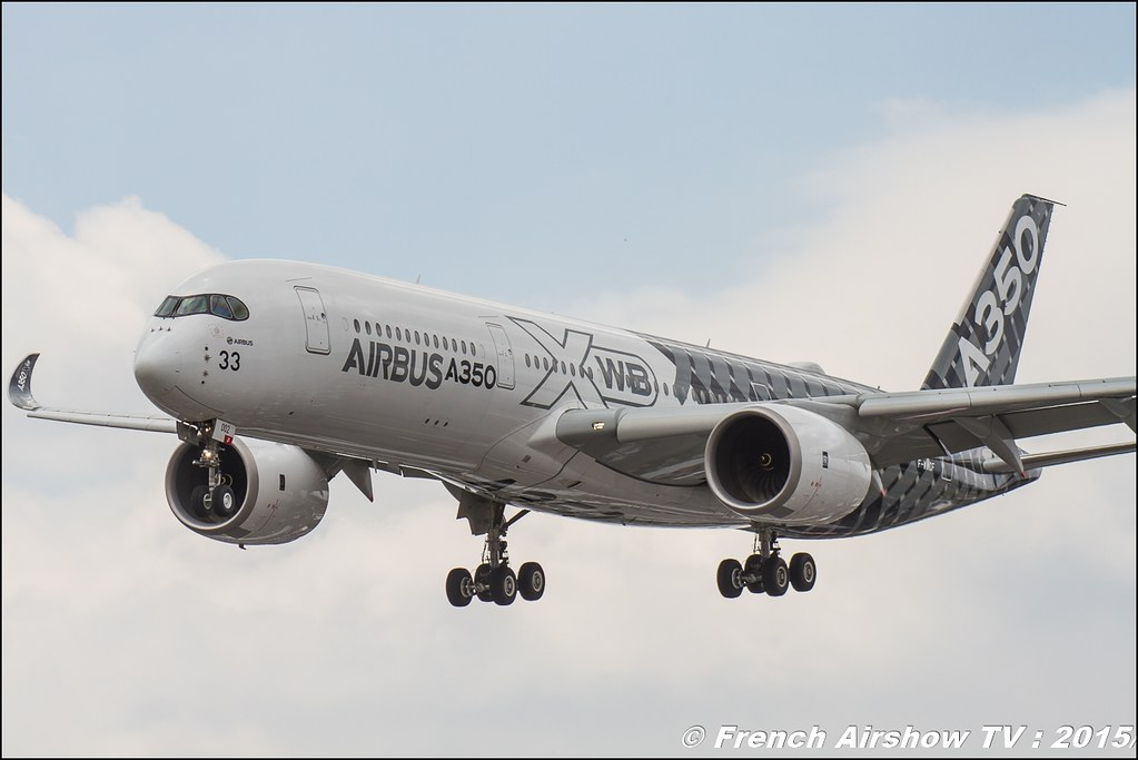 A-350 XBW , AIRBUS GROUP , Paris Airshow 2015 , Salon du Bourget 2015 ,lebourget, Meeting Aerien 2015