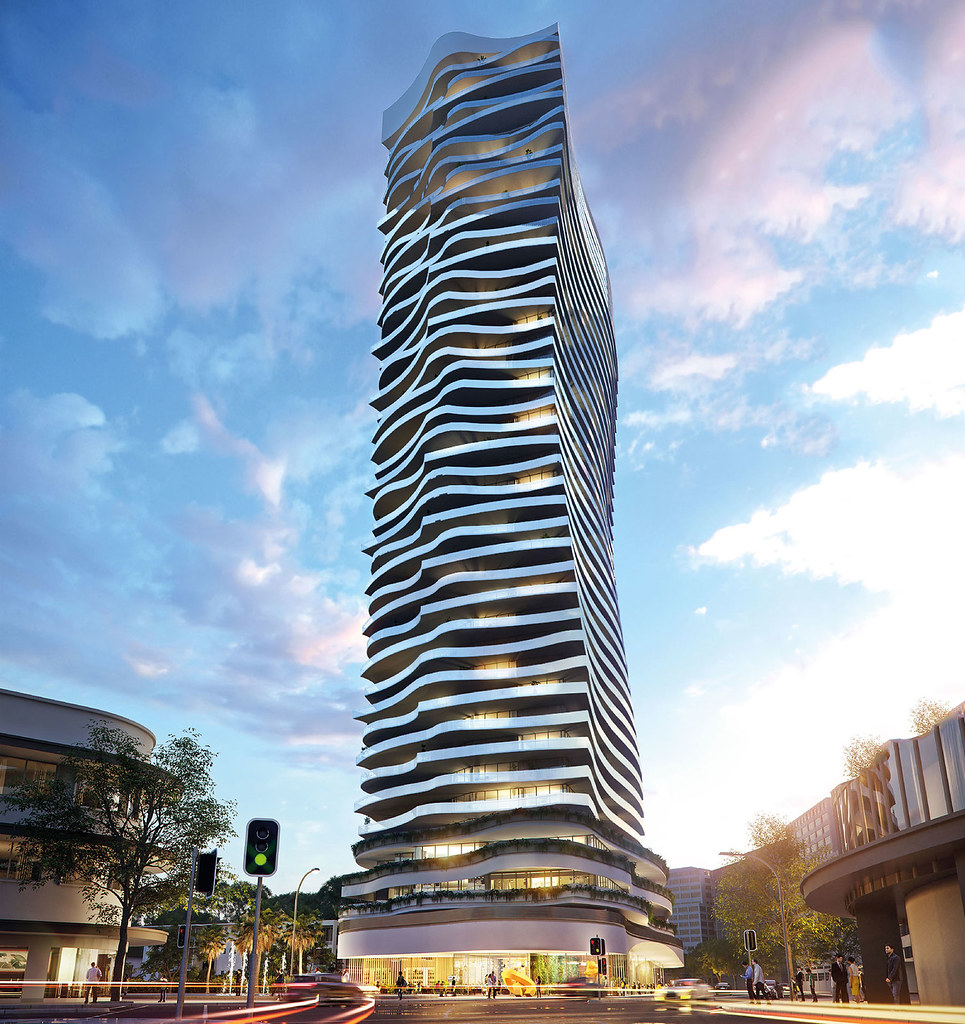 The Landmark Apartments: The Landmark (500 Pacific Hwy
