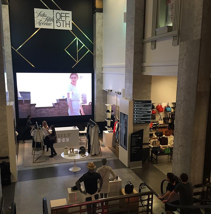 bb36cd1e029 É como eu sempre falo  com tantas opções de outlets em Nova York e mais as  outras lojas neste estilo – como Century 21 e Tj Maxx – às ...