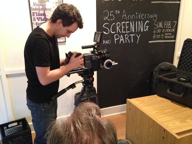 Lunch Break Workshop Series - Xeen Cinema Lenses - January 20, 2016