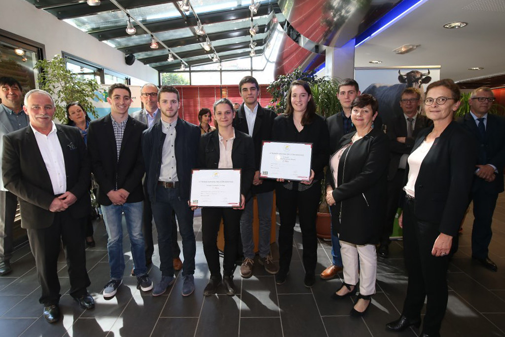 Prix 2016 du salon international de l 39 agriculture odile for Salon de l agriculture prix