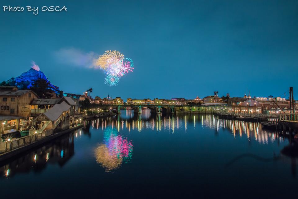 Sky High Wishes, Tokyo DisneySea