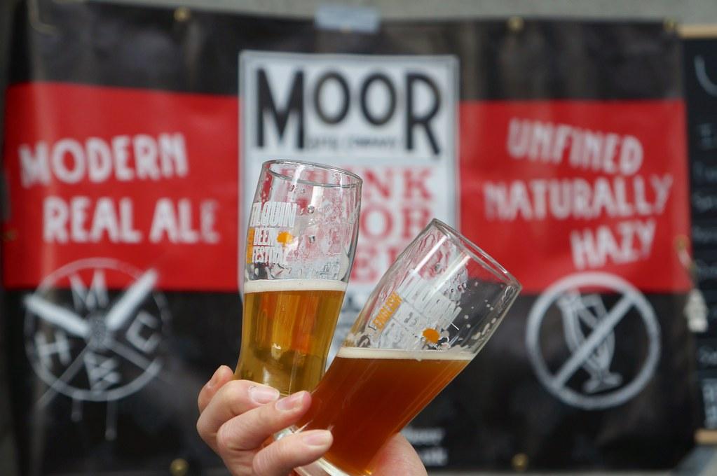 Moor Beers