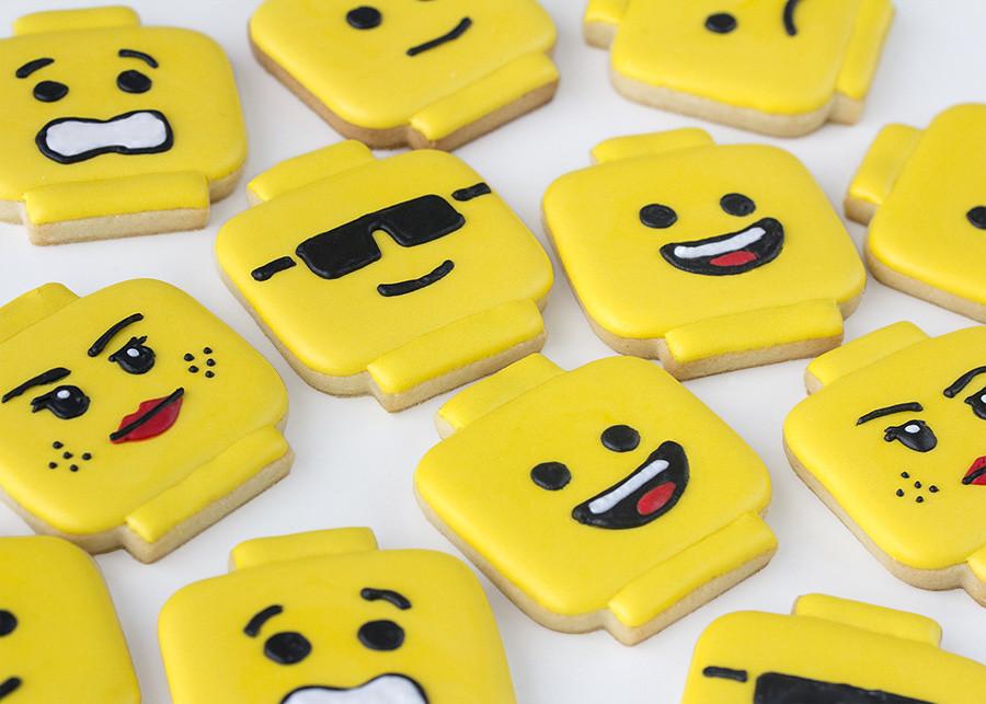 galletas de lego