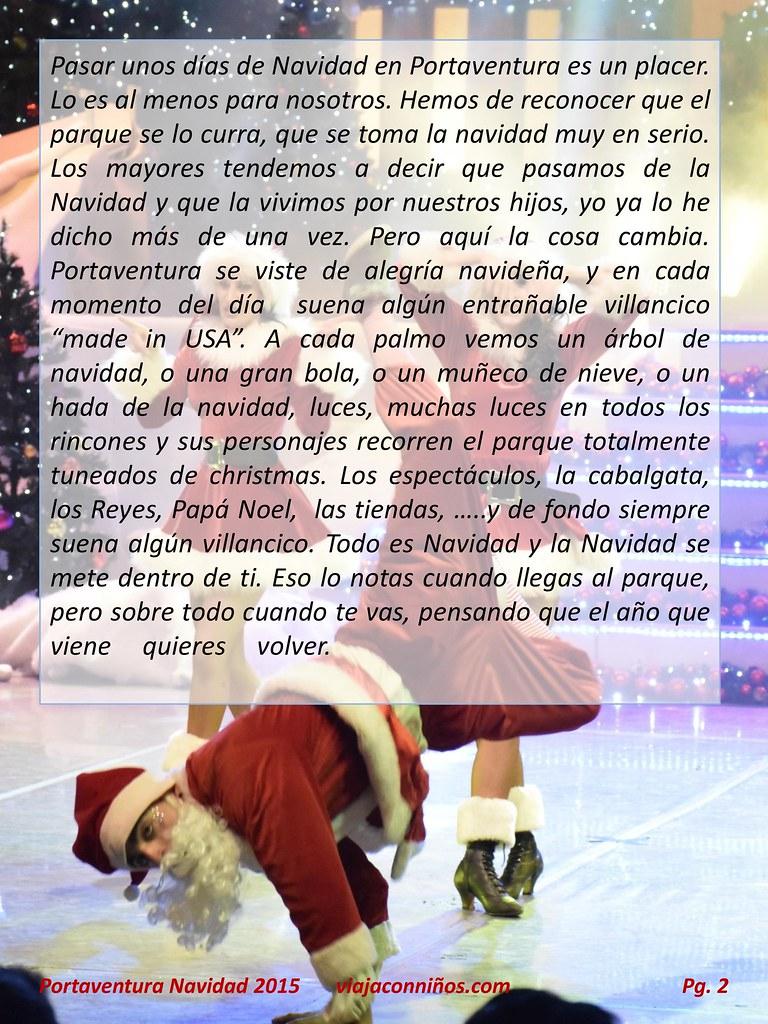 Portaventura Navidad 2015
