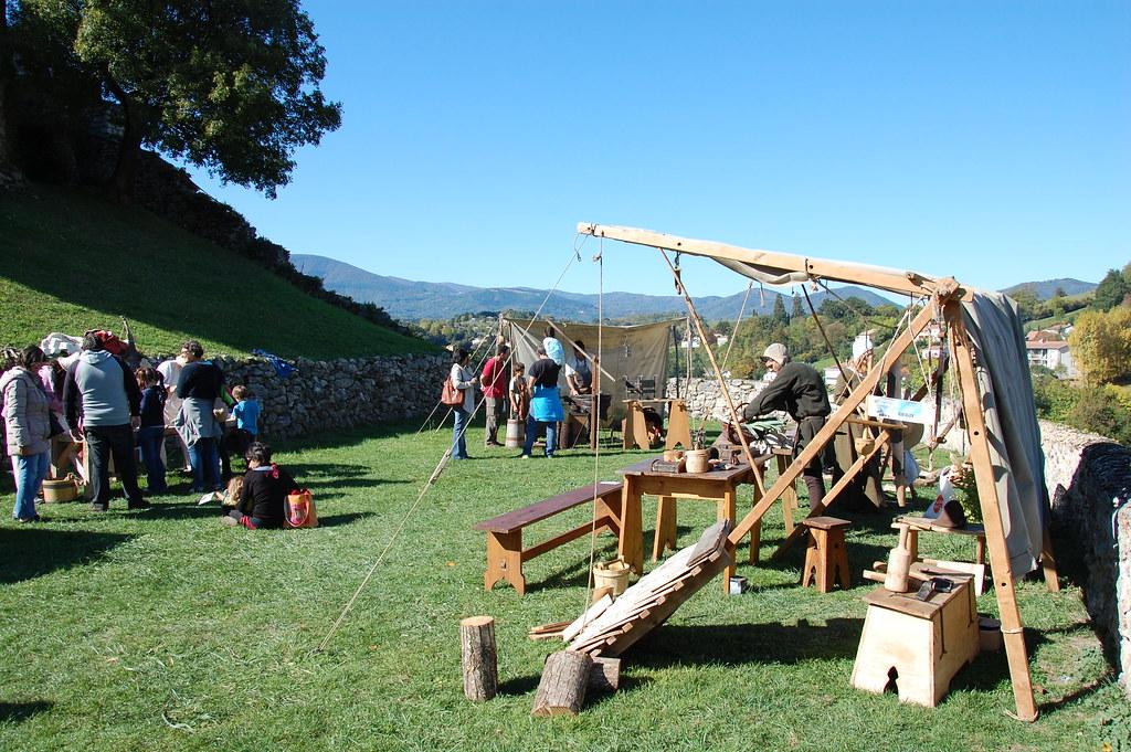 Jornadas Medievales en el castillo de Foix