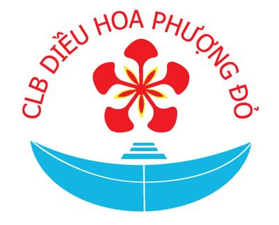 Logo của CLB Diều Hoa Phượng Đỏ.