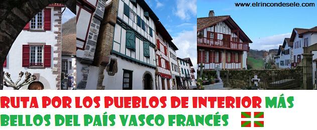 Pueblos de interior más bonitos del País Vasco francés