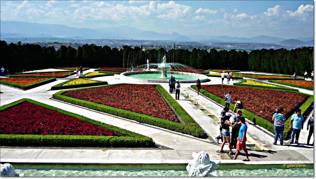 Jardines de m xico jardin italiano jojutla morelos flickr for Jardines mexico