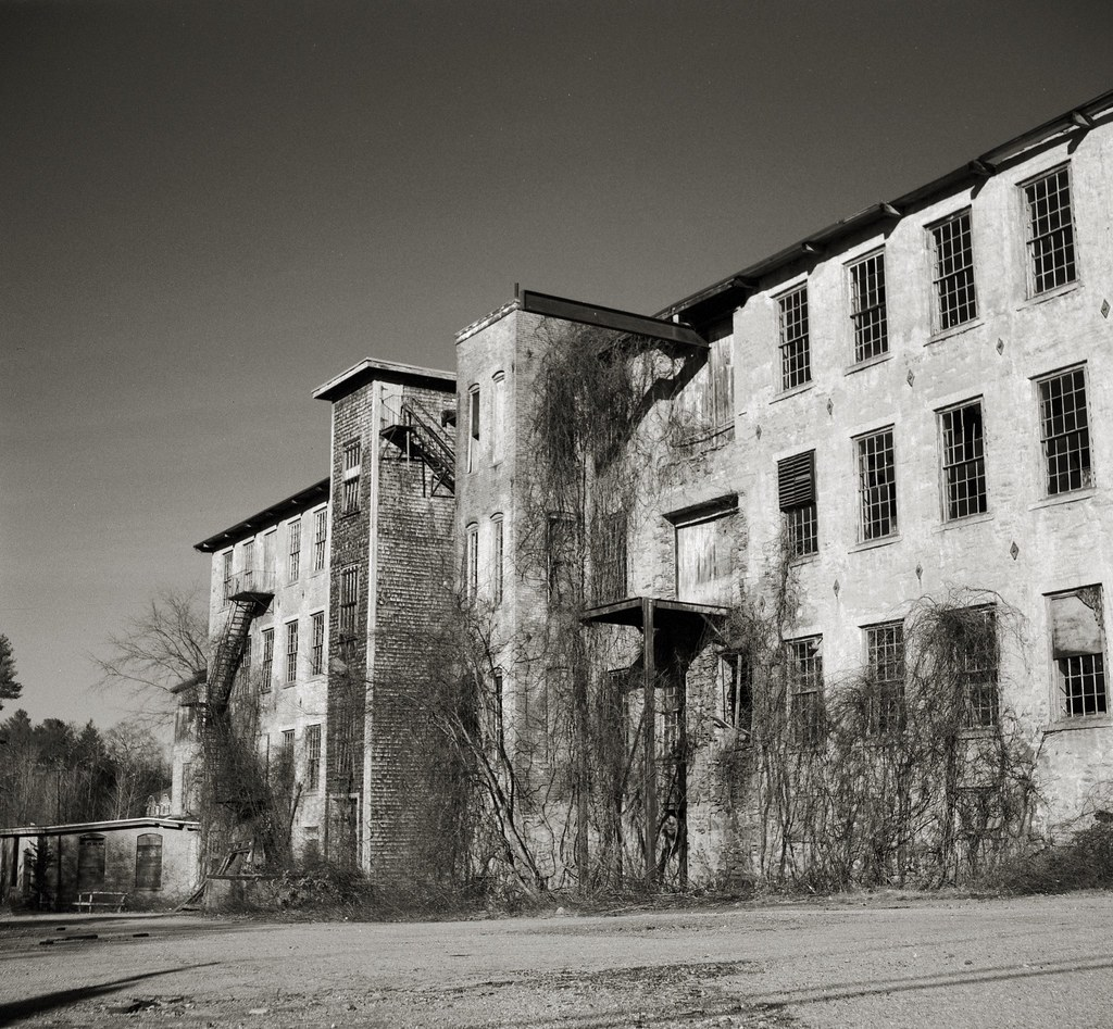 Ballouville Mill   by efo