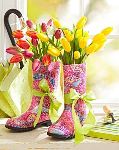 Prazdnikdekor способов поставить цветы в вазу