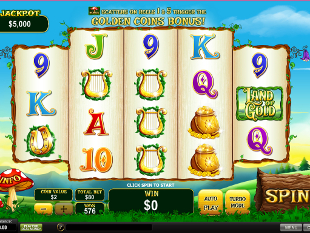 Land of Gold slot game online review