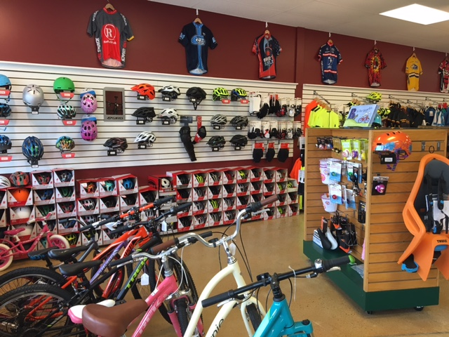 Pedal Power Essex CT Helmets and Kids Bikes