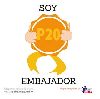 Embajador de Paralelo 20