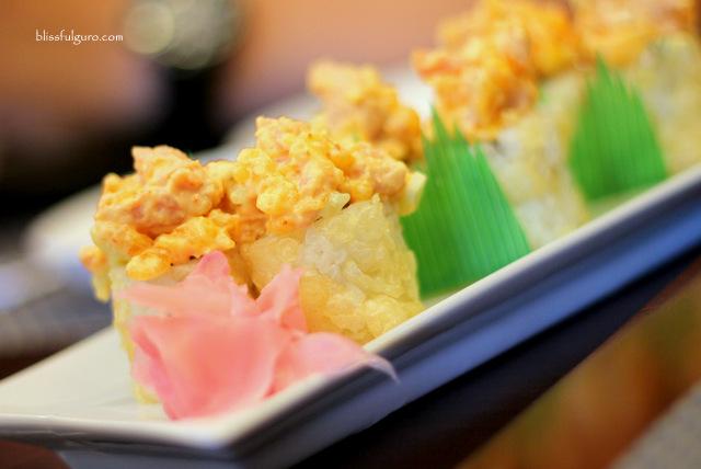 Cafe Kyoto Balanga Bataan Spicy Tuna Maki